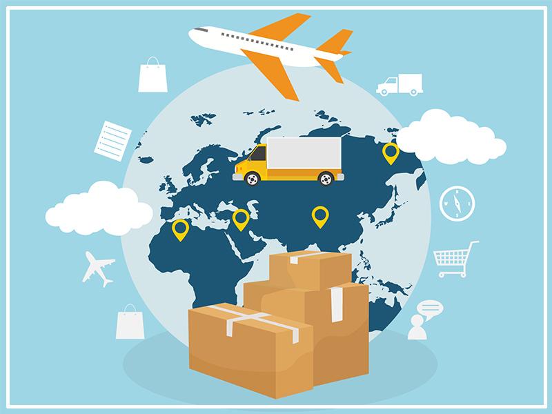 Các phương thức vận chuyển quốc tế