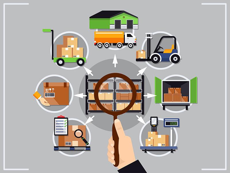 Đóng gói hàng hóa xuất khẩu