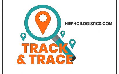 Track & trace là gì?