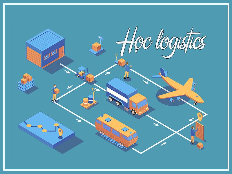 Địa chỉ học logistics tốt nhất Hà Nội và TPHCM
